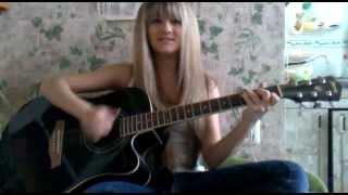 �������� ���� Песня под гитару, собственного сочинения.mp4 ������
