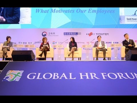 Global HR Forum 2016 | B-1 | What Motivates Our Employees