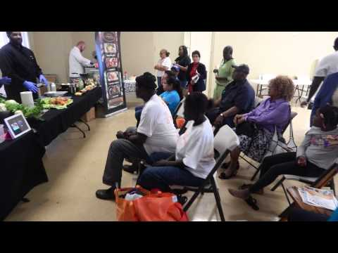 HEALTH MATTERS: HEALTH AND RESOURCE FAIR