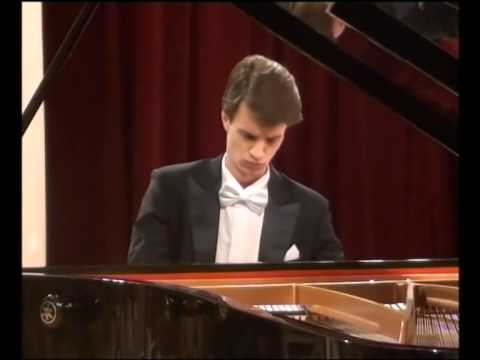 Bach. Prelude and Fugue in D major. Sinchuk Alexander