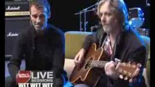 Wet Wet Wet - Eyes Wide Open LIVE & Acoustic 2007