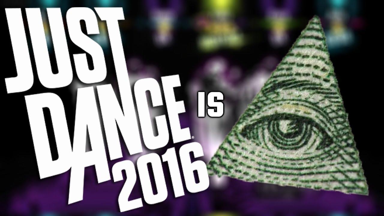 Just dance is illuminati youtube