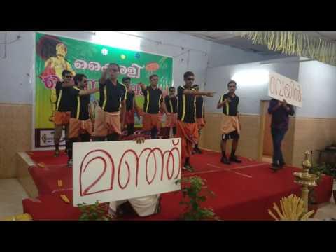 Cinematic Dance (Kairali Ranipet BHEL) 2016