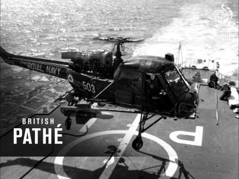 Helicopter Guided Missile (1969)