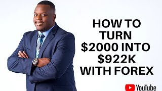 How to turn $2000 into $922K in 12 months.