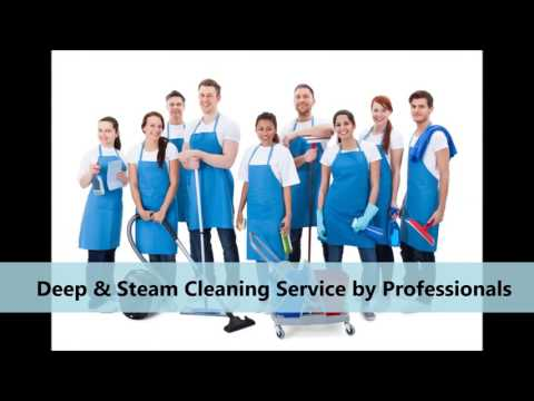 Deep cleaning service company in Abu Dhabi