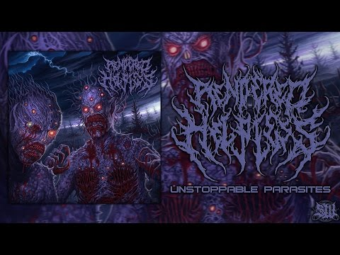RENDERED HELPLESS - UNSTOPPABLE PARASITES [OFFICIAL ALBUM STREAM] (2016) SW EXCLUSIVE