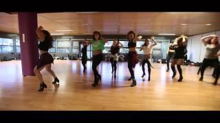 yanis marshall grown woman by beyonce group global dance centre 2014