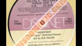 Magnifique  - Magnifique (Disconet remix)