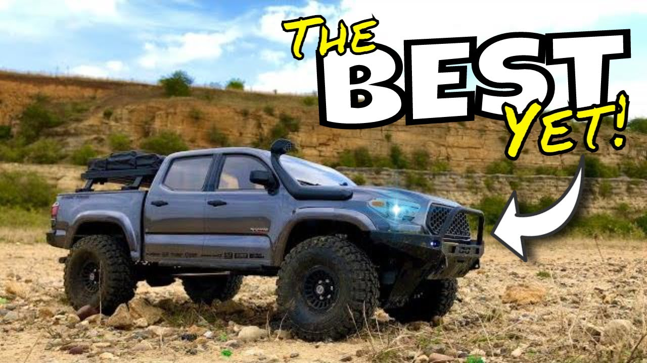 Download The ULTIMATE RC Trail Truck! The NEW Element Knightrunner