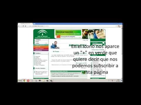 Google Chrome - RSS Feed Reader