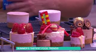 Festival of Food - Limoncello, Cheesecake and Ice Cream | This Morning