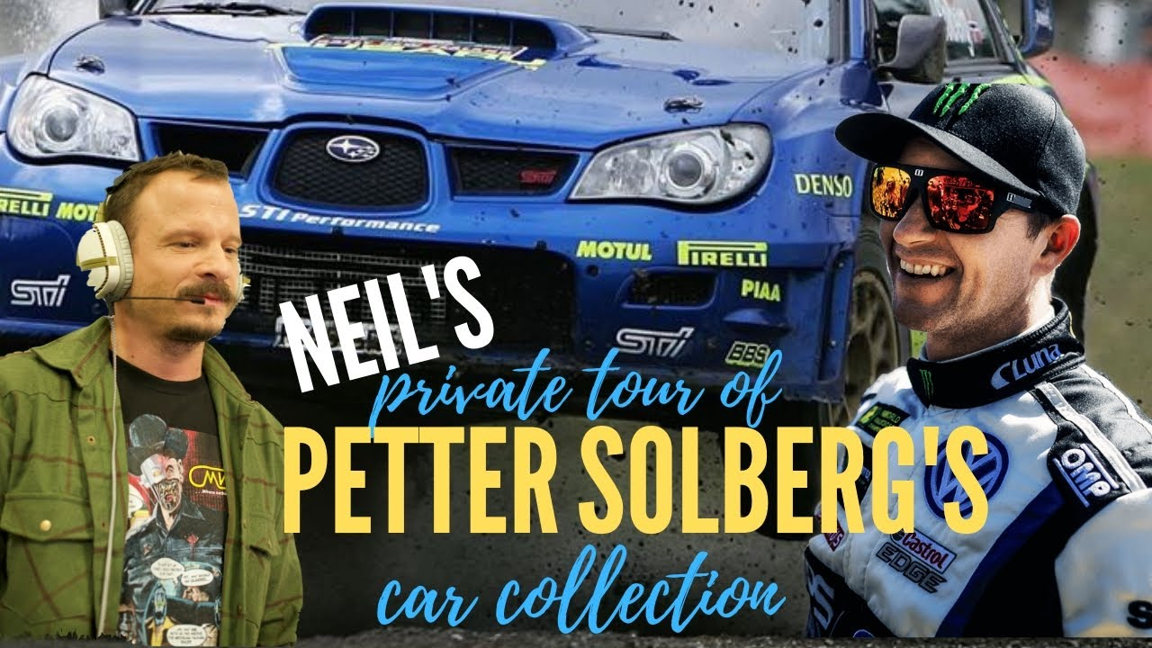 neil 39 s private view of petter solberg 39 s car collection. Black Bedroom Furniture Sets. Home Design Ideas