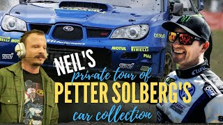 Neil's Private View of Petter Solberg's Car Collection