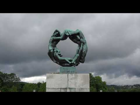 A visit to Oslo (Norway/Norge)