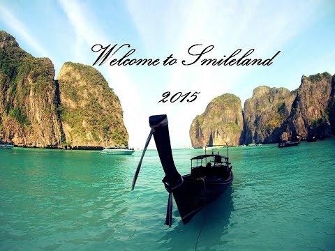 Thailand Trip 2015 [No GoPro] Koh Phi Phi- Phangan - Samui - Bangkok - Phuket