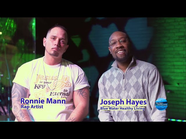 Real Talk With Joseph Hayes: Ronnie Mann