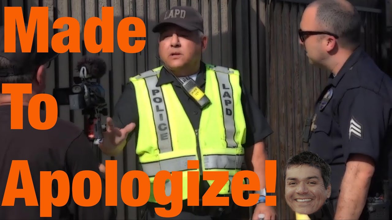 Los Angeles Police Department's Most Embarrassing Moment of 2019 Award Goes  to George Lopez