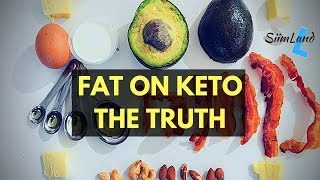 How Much Fat on Keto Diet (THE TRUTH)