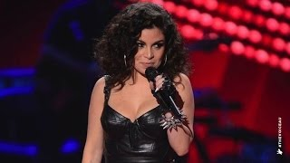 Sabrina Batshon sings Queen Of The Night | The Voice Australia 2014