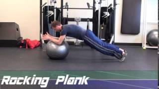 Rocking Plank - Shape Up Fitness & Wellness Consulting