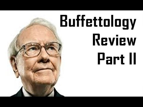 Stock Investing Training - Lesson 06 - Buffettology Review - Part 2