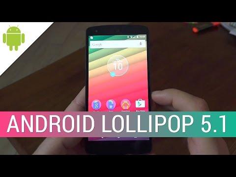 Android Lollipop 5.1: quali sono le novità? Il video di HDblog.it