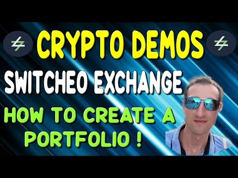 SWITCHEO EXCHANGE Tutorial | How to link your Crypto Wallet to your Portfolio !