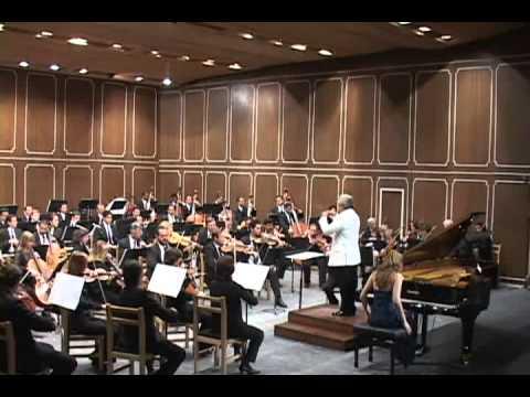 Prokofiev: Piano Concerto No.3 (I), Vassilieva-Zatin-OSSLP