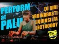 DJ RIRI ft DJ ARDINARASTI at 168 PALU