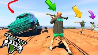 GTA 5 ONLINE 🐷 LTS 🐷N*26🐷 RPG VS INSURGENT 🐷 GTA 5 GAMEPLAY ITA 🐷 DAJE !!!!!!!