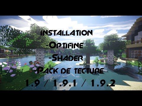 minecraft optifine 1.9 2 download