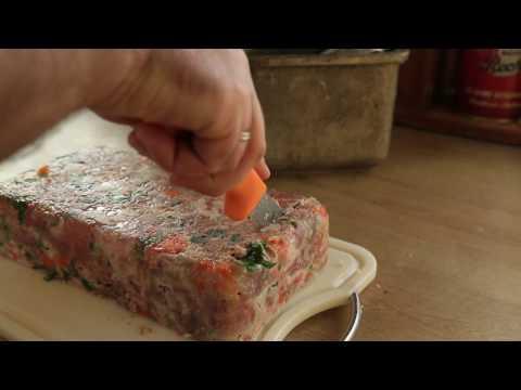 Schweinekopf Presssack - Sülze - Schritt für Schritt - Bertl kocht