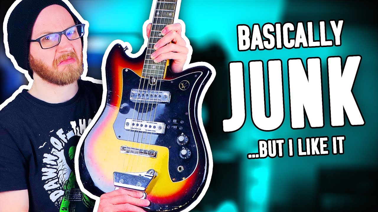 $5 Junk Guitar Vs $2000 Dream Guitar... Which Is Better?