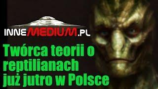Livestream z okazji nadchodzącej wizyty Davida Icke'a w Polsce - Na żywo