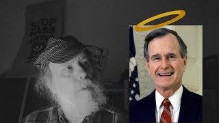 Freedom Frauds: No Halo for George H.W. Bush