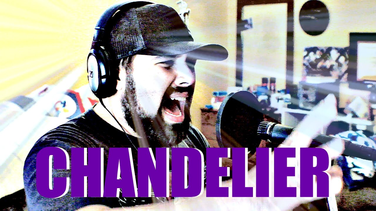 Sia - Chandelier (Vocal Cover by Caleb Hyles) - YouTube