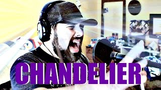 Repeat youtube video Sia - Chandelier (Vocal Cover by Caleb Hyles)
