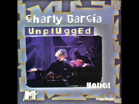 Charly García - Hello! MTV Unplugged - En vivo, 1995 - (FULL ALBUM)