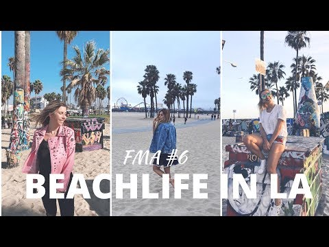 FMA LA #6   BEACHLIFE - Venice Beach & Santa Monica