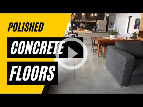 Rise -Polished Concrete Floors