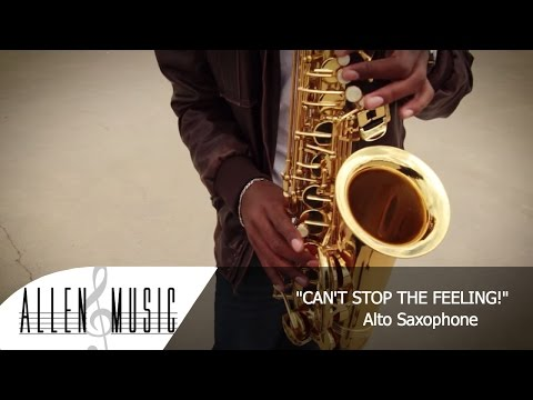 Can't Stop the Feeling! - Justin Timberlake - Alto Saxophone Cover - Allen Music
