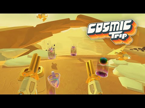 Cosmic Trip (VR) - Early Access Launch Trailer