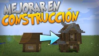 5 Consejos para mejorar en construcción | Minecraft | Español