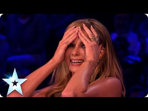 A BGMT day in the life of Amanda Holden   Britain's Got Talent 2014