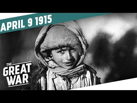 The Armenian Genocide I THE GREAT WAR - Week 37