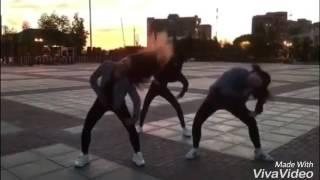 Танец Ольги Бузовой под песню Мало половин. Девушки перетанцевали Бузову.