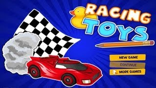 Racing Toys Walkthrough, Guide, Tips, Glitch, Bug - New Free Car Racing Games