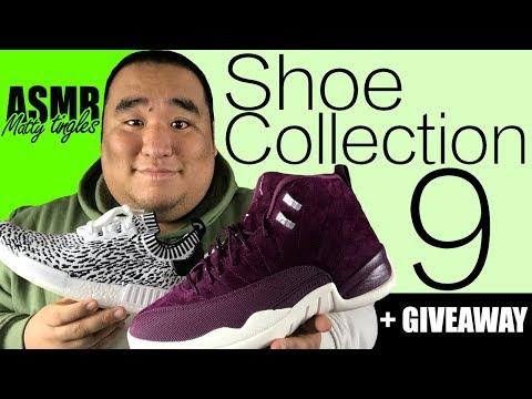 [ASMR] Shoe Collection 9 (+Giveaway)   MattyTingles