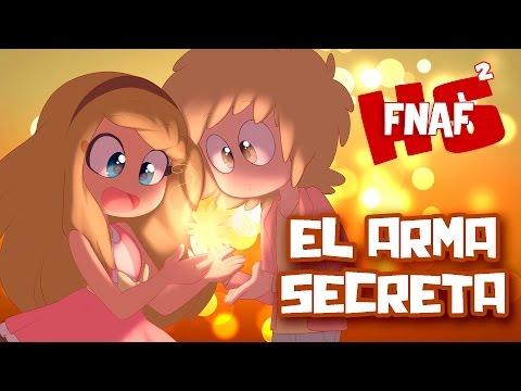 EL ARMA SECRETA #3   SERIE ANIMADA   #FNAFHS 2